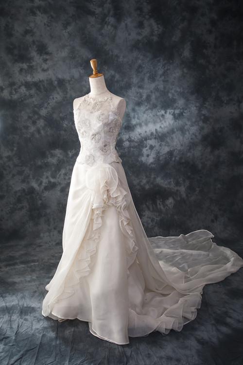 ドレス_ W8a129